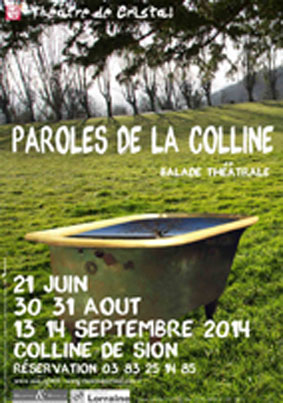 Paroles de la colline – 2014