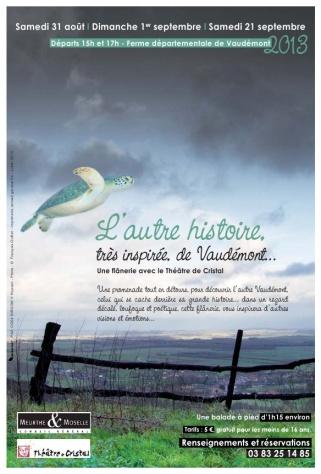 L'autre histoire très inspirée de Vaudémont
