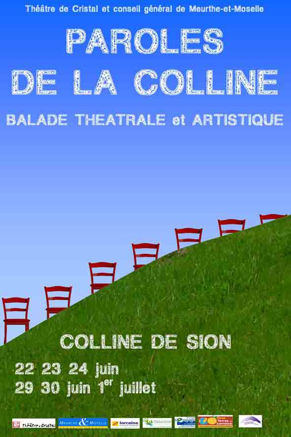 Paroles de la colline